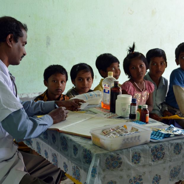 health program Sundarbans - Ecoles de la Terre